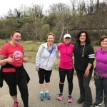 Part of the Couch to 5K group.